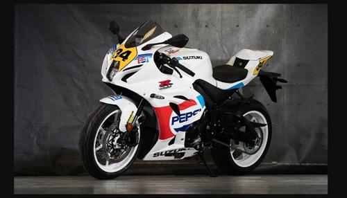 """""""Soi"""" Suzuki GSX-R1000 Pepsi GP Edition """"không phải ai cũng có cơ hội sở hữu"""" - 1"""
