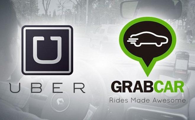 Bộ Công thương: Thâu tóm Uber, Grab vi phạm luật cạnh tranh - 1