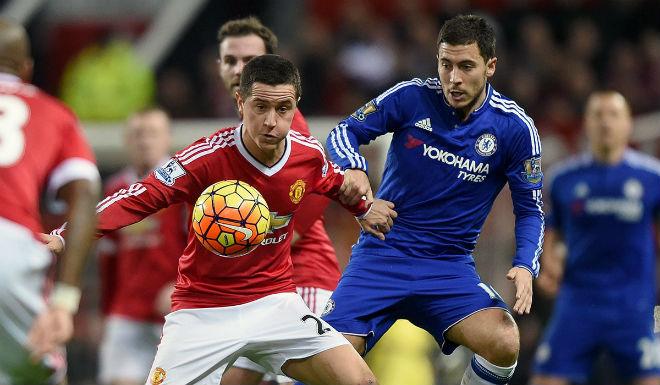 """MU đấu Chelsea chung kết FA Cup: Herrera lại đòi """"bỏ túi"""" Hazard - 1"""