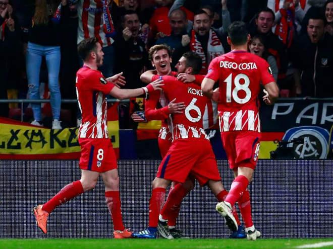 Atletico Madrid – Marseille: Vận đỏ 17 năm, Griezmann chờ lên đỉnh châu Âu - 1
