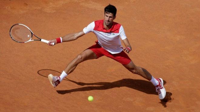 Djokovic - Basilashvili: Kiên cường set 1, tầm thường set 2 (Vòng 2 Rome Masters) - 1