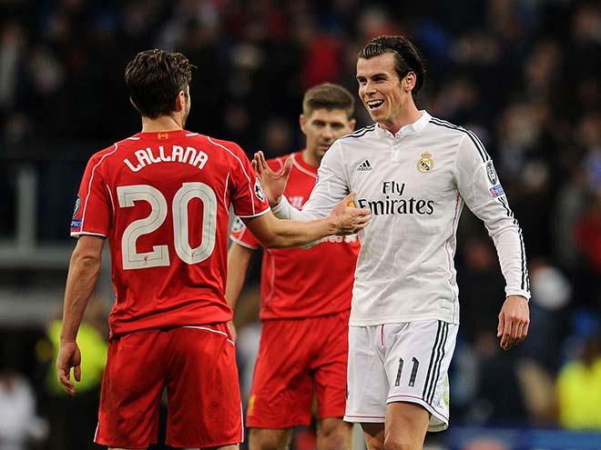 Zidane & độc chiêu Cúp C1: Người Anh hạ người Anh, Bale đại chiến Liverpool - 1