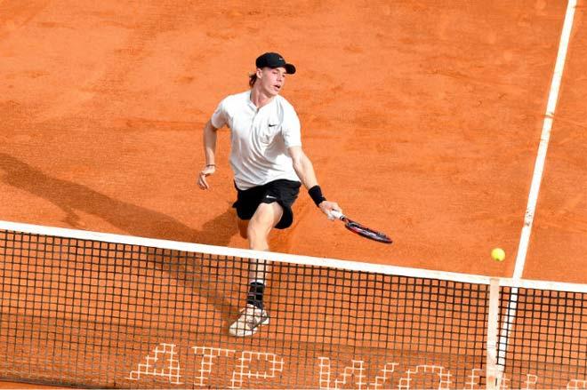 Rome Masters ngày 2: Berdych bị loại bởi tay vợt 19 tuổi - 1