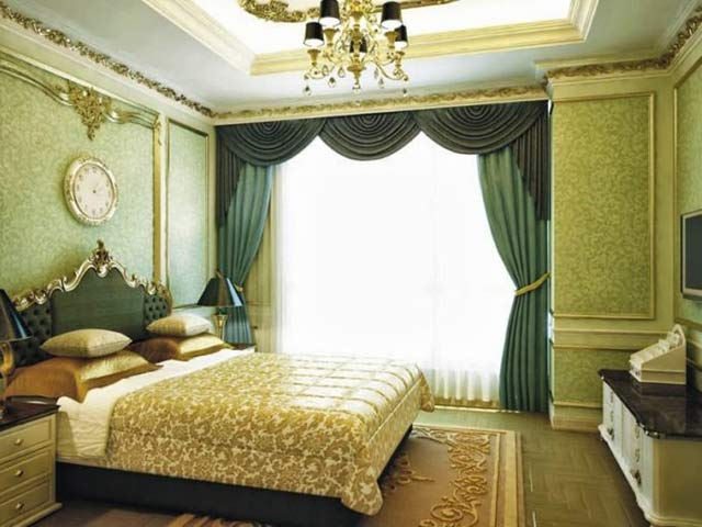 4 đại kỵ khi chọn rèm cửa phòng ngủ để tình cảm vợ chồng luôn bền lâu, viên mãn - 1