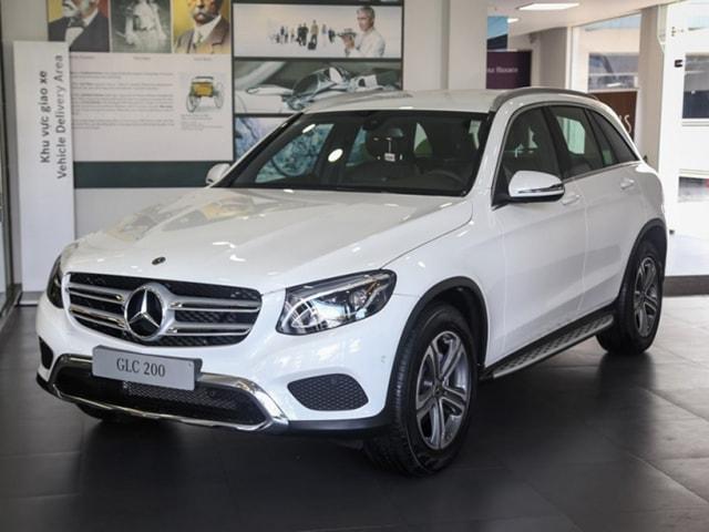 Mercedes-Benz GLC 200 có bán giá rẻ nhất trong phân khúc ở Việt Nam