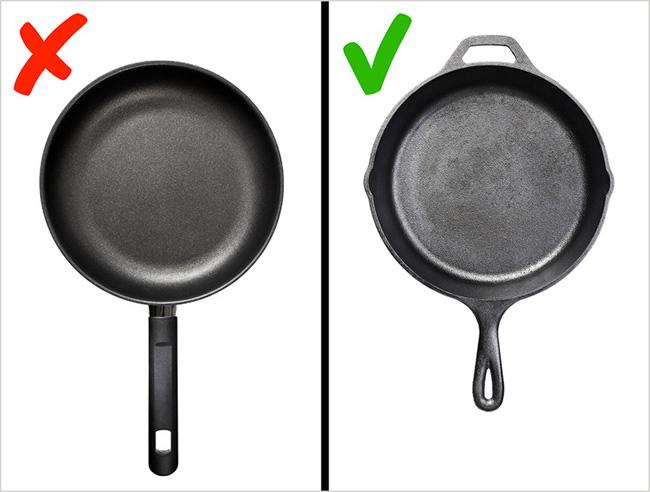 Thay thế ngay 4 dụng cụ nấu nướng này nếu không muốn rước bệnh vào người - 1