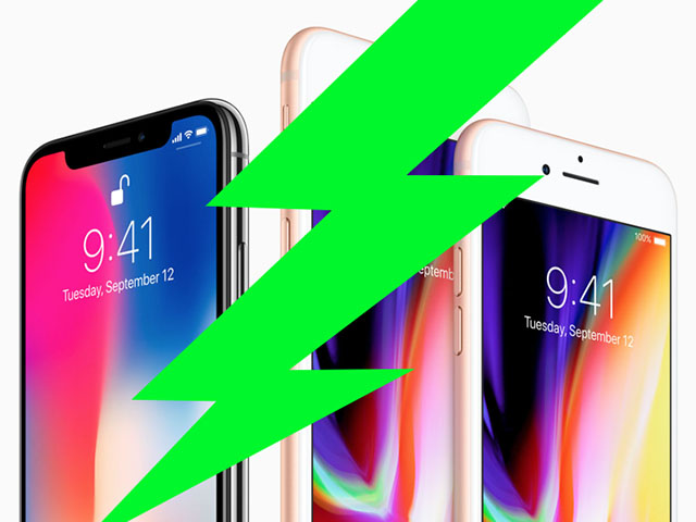 iPhone X 2018 lộ củ sạc nhanh 18W