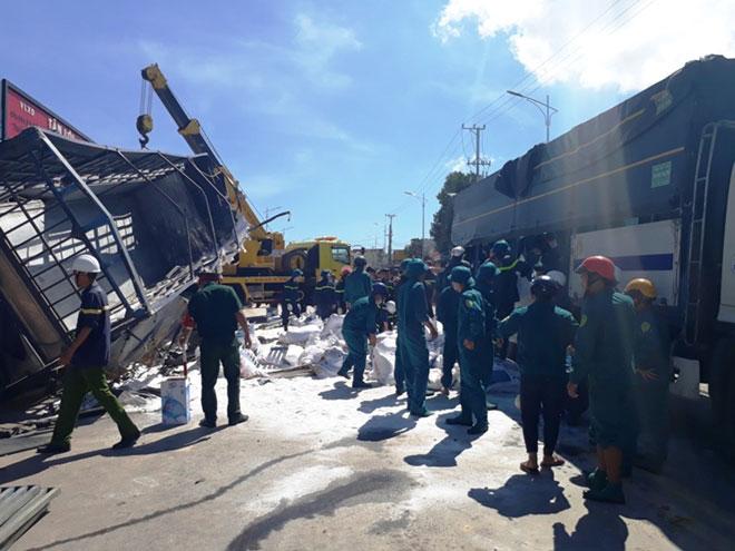Nóng 24h qua: Sửng sốt với kết quả giám định xe tải gây tai nạn khiến 5 người tử vong - 1