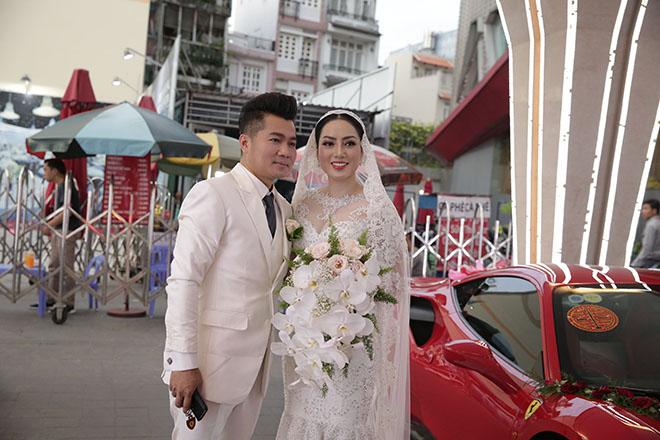 Dàn sao Việt dự lễ thành hôn của Lâm Vũ với vợ Việt Kiều - 1
