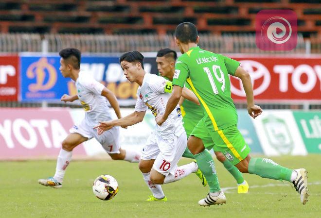 Tiếp tục chờ sao U23 của HAGL, Hà Nội tung hoành vòng 8 V - League - 1