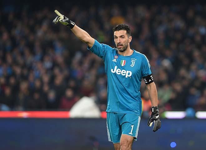 Tin HOT bóng đá tối 17/5: Buffon rời Juventus nhưng không giải nghệ - 1