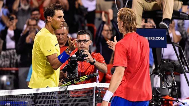 Nadal - Shapovalov: 2 set kinh hoàng, sức mạnh vô song (Vòng 3 Rome Masters) - 1