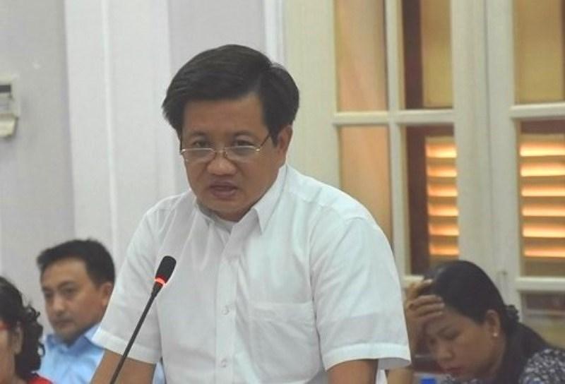 Ông Đoàn Ngọc Hải tuyên bố tái thanh tra đất công quận 1 - 1
