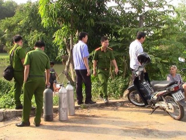 Sà lan chìm trên sông Đồng Nai, 3 người mất tích