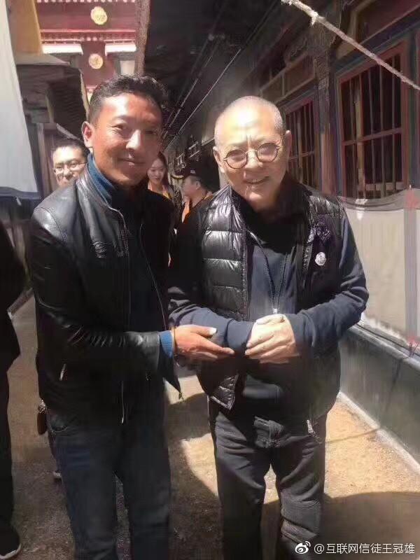 Lý Liên Kiệt già yếu như ông lão 80 tuổi khi xuất hiện ở Tây Tạng - 1