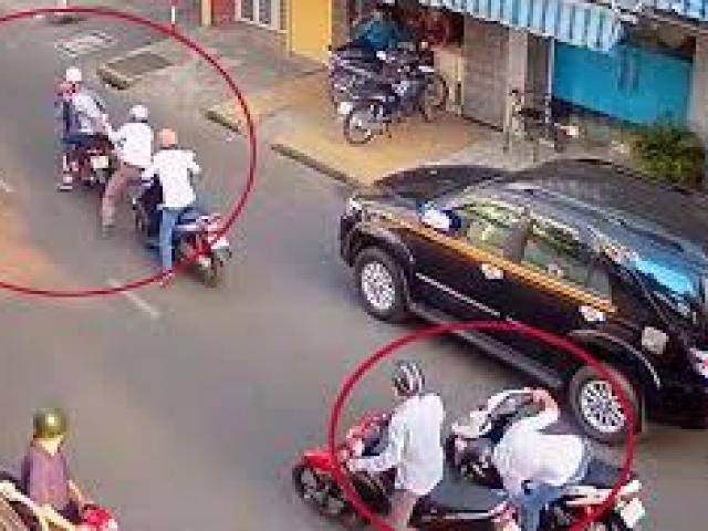 [Infographics] Những vụ cướp gây rúng động dư luận ở Sài Gòn