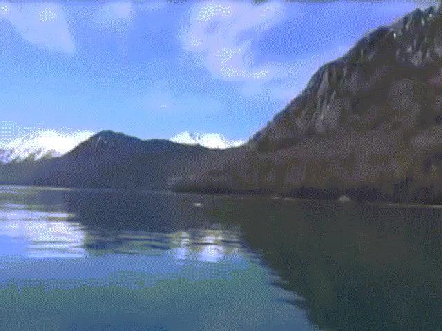Quái vật hồ Loch xuất hiện ở Trung Quốc?