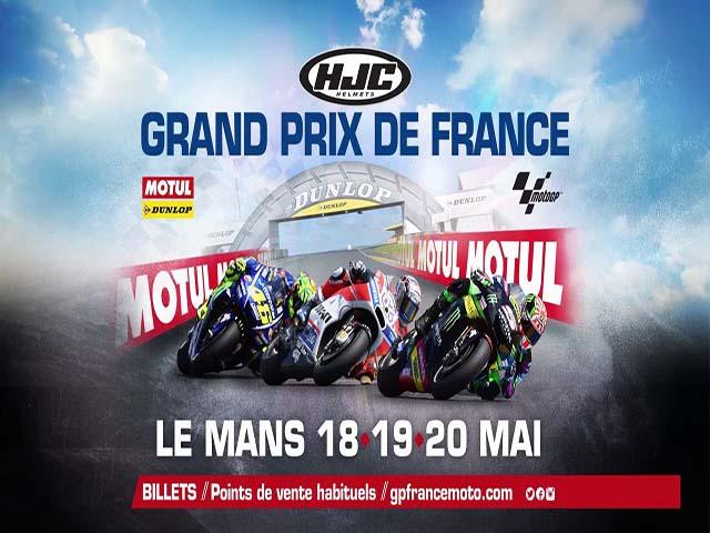 """Đua xe MotoGP: Chờ đợi một chặng đua """"quyến rũ"""" trên đất Pháp"""