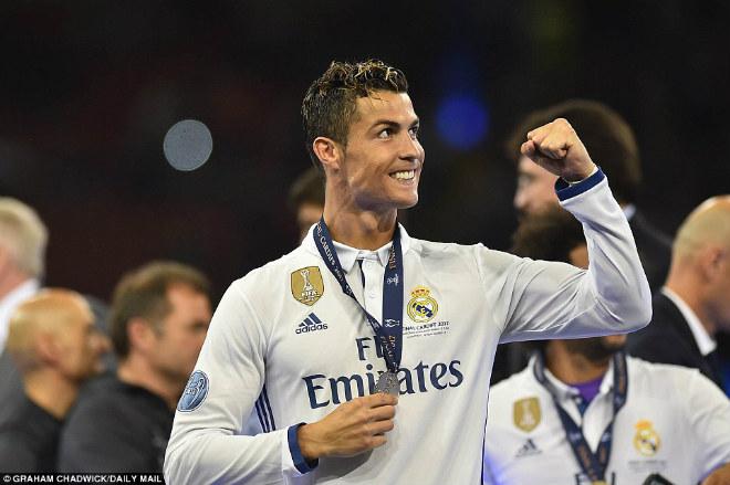 """Real đấu Liverpool, Cúp C1: """"Dũng sĩ"""" Ronaldo thượng đài với 5 siêu kỷ lục - 1"""