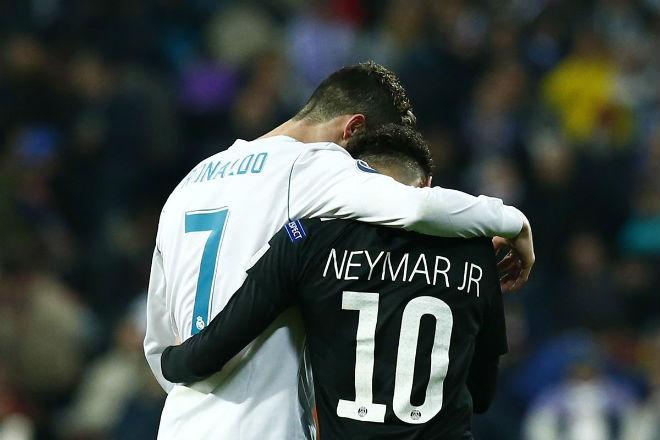 Ronaldo mưu cao: Nạp Neymar làm phó tướng, hạ Messi, thâu tóm thiên hạ - 1