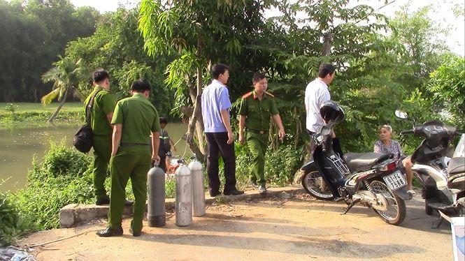 Sà lan chìm trên sông Đồng Nai, 3 người mất tích - 1