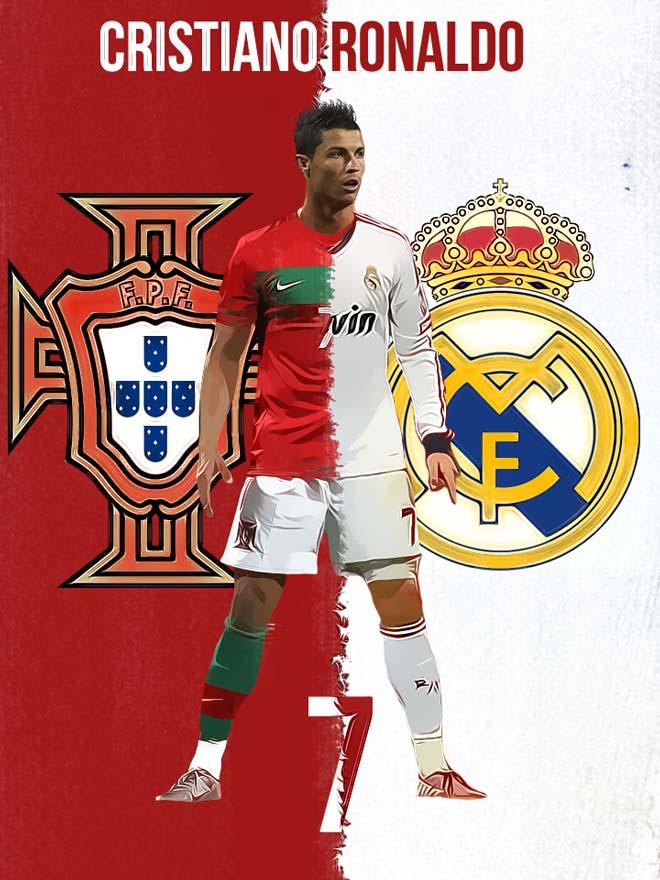"""Ronaldo rắc rối trốn thuế: Lo vào tù, xin Real """"viện trợ"""" 30 triệu euro - 1"""