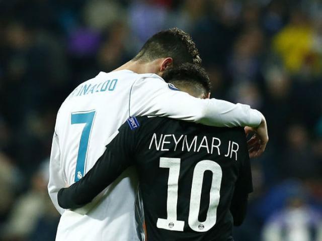 Ronaldo mưu cao: Nạp Neymar làm phó tướng, hạ Messi, thâu tóm thiên hạ