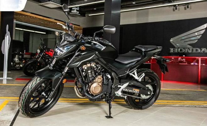Tận mắt 9 môtô khủng Honda vừa trình diện tại Việt Nam - 1