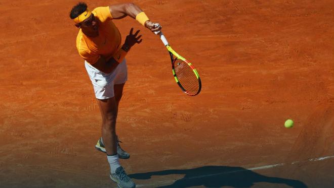 """Nadal hạ gục Djokovic: Vượt ngưỡng giới hạn, khẩu khí """"vua đất nện"""" - 1"""