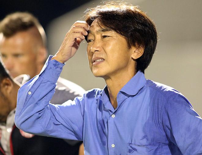 """Vì """"Ronaldo Việt Nam"""", HLV Miura chỉ trích trọng tài thậm tệ - 1"""