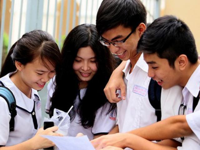"""Tỷ lệ """"chọi"""" vào lớp 10 của tất cả các trường ở Hà Nội năm học 2018 - 2019"""
