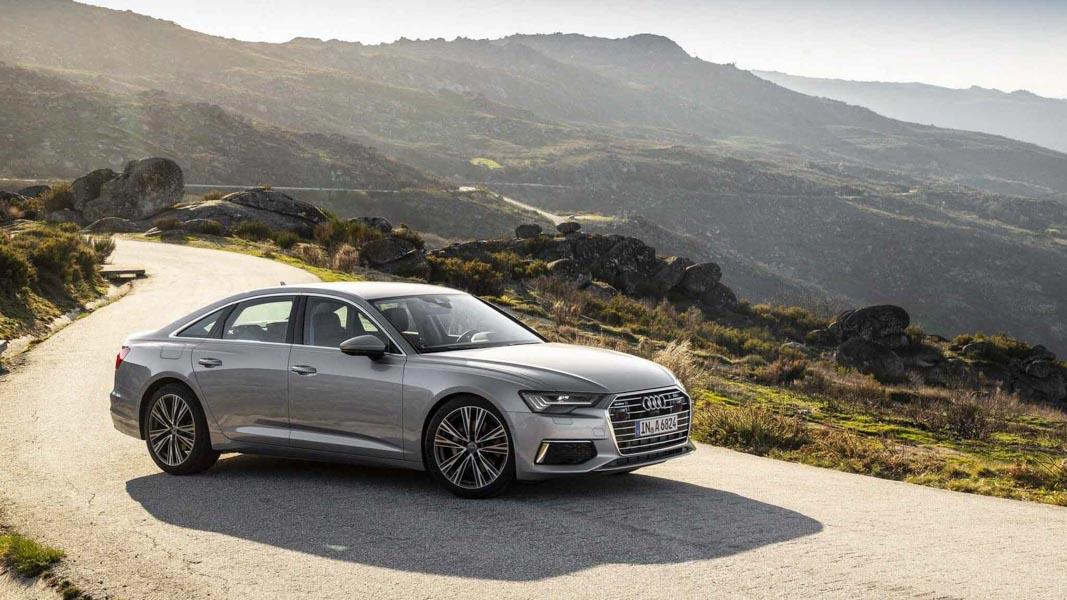 Ngắm nhìn bộ ảnh tuyệt đẹp của Audi A6 2019 - 1