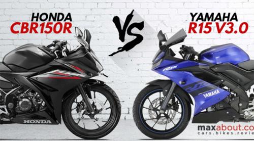 """Yamaha R15 V3.0 """"đối đầu"""" với Honda CBR150R 2018: Nên chọn xe nào? - 1"""