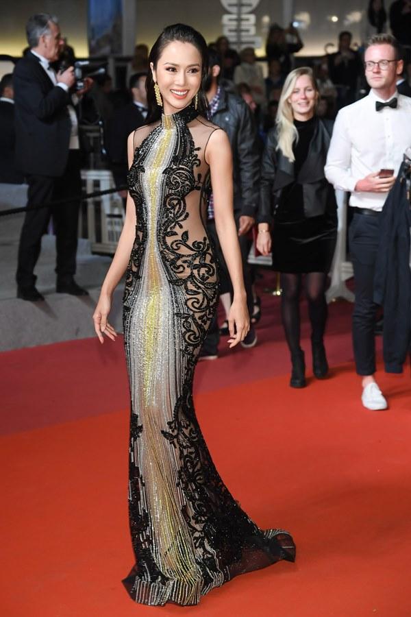 """""""Nàng Quyên"""" hé lộ áp lực phải đẹp bất chấp ở Cannes - 1"""