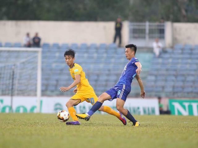 Quảng Nam - SLNA: Văn Đức U23 mở điểm, đọ sức hấp dẫn