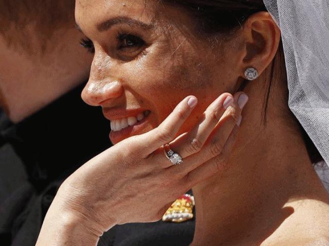 Nhiều người thất vọng vì mặt nhăn nheo của tân Công nương Anh trong ngày cưới
