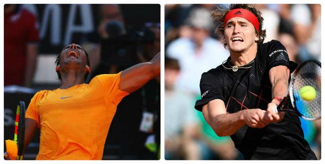 Chung kết Rome Masters: Vua đụng Hoàng tử, Nadal trước 3 cửa thiên đường - 1