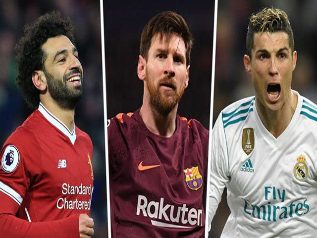 Salah hay nhất Ngoại hạng Anh: Bao giờ đạt cảnh giới Ronaldo - Messi?