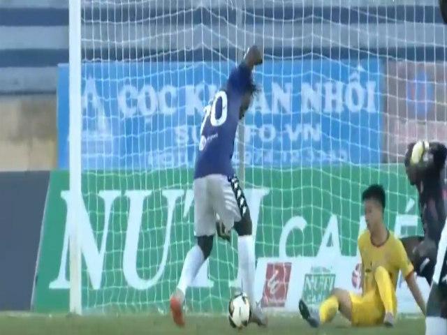 Nam Định - Hà Nội: Sao U23 tỏa sáng & cú đánh đầu kết liễu