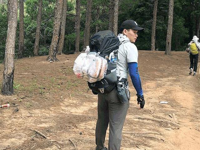 Hành trình tìm kiếm phượt thủ mất tích trên cung đường đẹp nhất Việt Nam