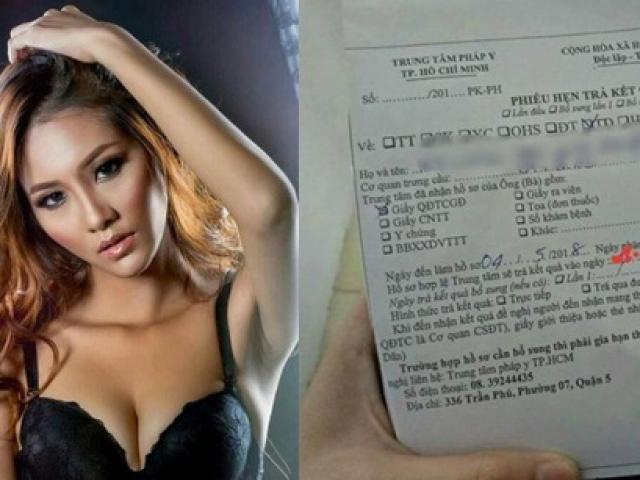 Người mẫu nude tố bị hiếp dâm muốn kiện tới cùng