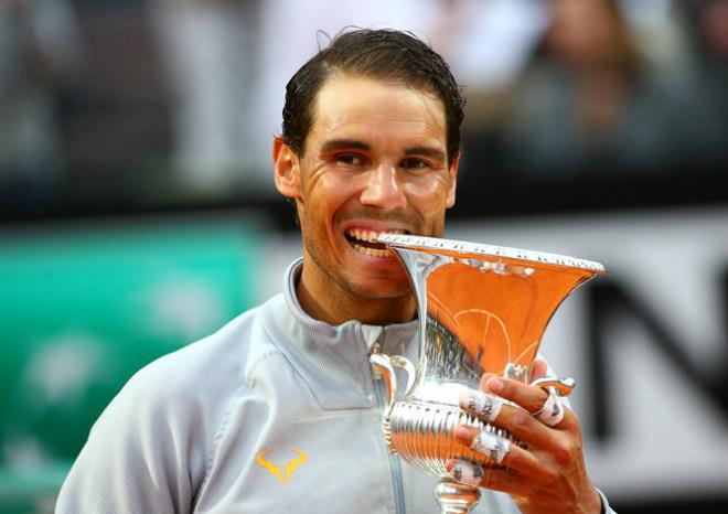 Tennis 24/7: Nadal vượt kỷ lục của Federer, lộ đối thủ bán kết Roland Garros - 1