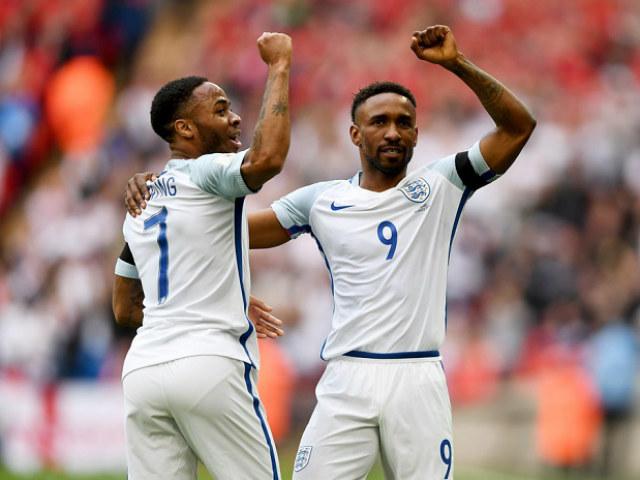 """Tuyển Anh """"sốt vó"""" vì nguy cơ bị loại khỏi World Cup 2018"""