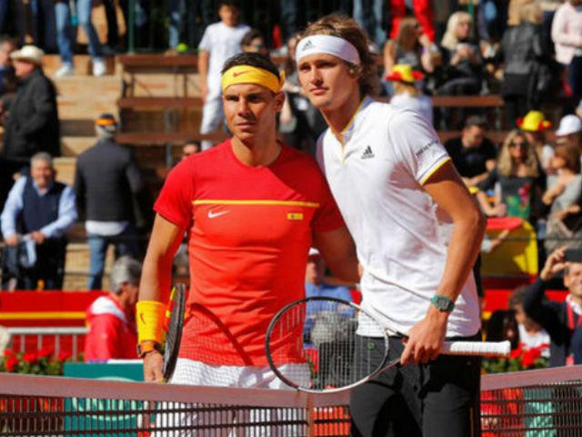 Tin thể thao HOT 22/5: Nadal đánh Roland Garros, chỉ sợ Zverev