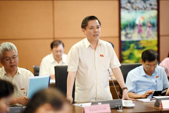 Bộ trưởng GTVT: BOT rất nóng nhưng là sản phẩm của nhiệm kỳ trước - 1