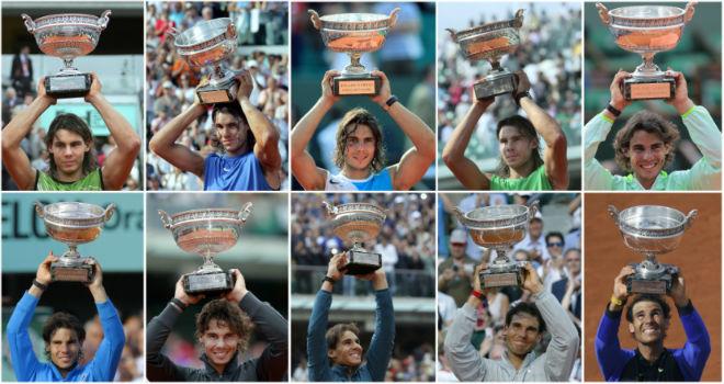 """Chung kết Roland Garros bất hủ: Federer vỡ mộng """"ăn 4"""" vì Nadal đại đế - 1"""