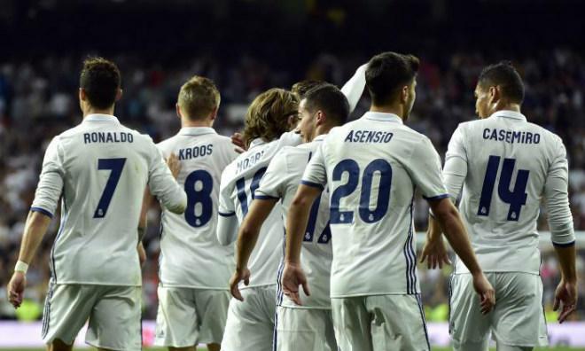"""Real 3 lần đá chung kết C1: Ronaldo & 9 """"vị thần hộ mệnh"""", Liverpool kinh hãi - 1"""