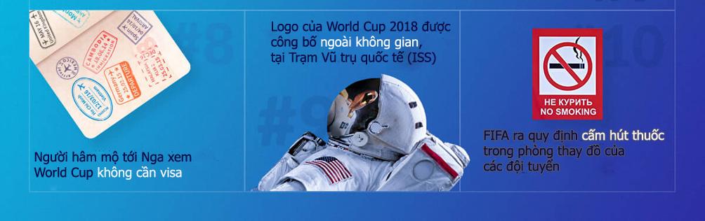 """Sôi sục khai mạc World Cup 2018: Tưng bừng mở hội, choáng vì """"cơn mưa"""" tiền - 7"""