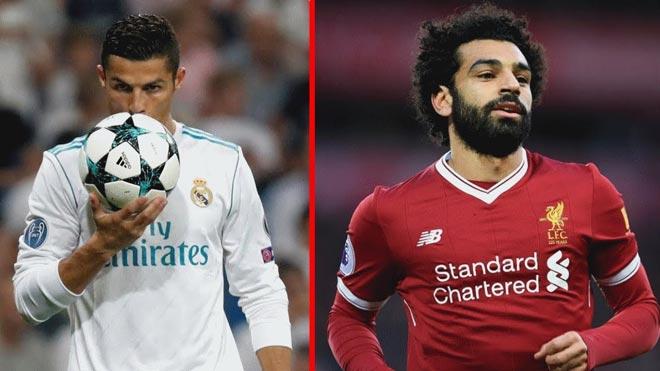 Tuyệt chiêu Liverpool - Klopp đấu Real: Tâng bốc Ronaldo, dìm Salah - 1
