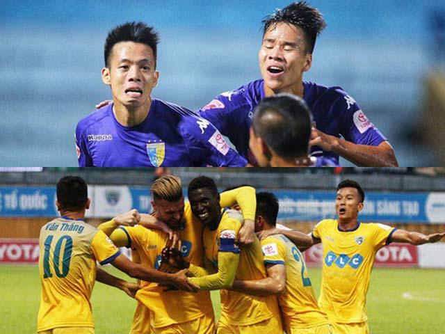 Hà Nội bất bại V-League, Thanh Hóa - Tiến Dũng có gây địa chấn?